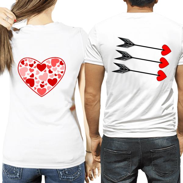 """t-shirt """"Freccia dell'amore"""""""