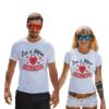 t-shirt per San Valentino Lui è mio/Lei è mia