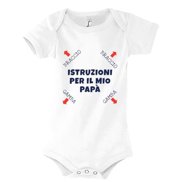 body istruzioni papà