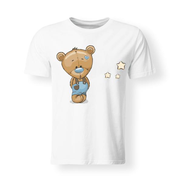 t-shirt divertenti bambino/a Orsetto