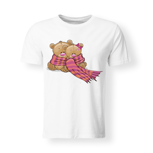 t-shirt bambino/a Coppia di orsetti