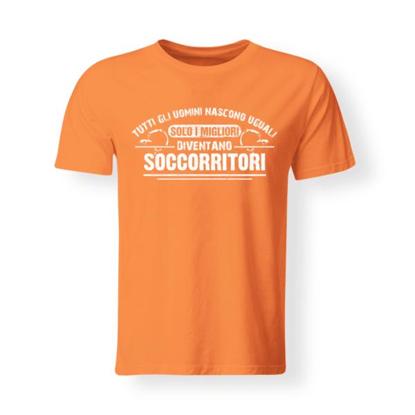 T-shirt Personalizzabile Soccorritori