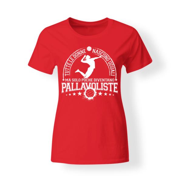 """T-shirt da donna """"Pallavolo"""