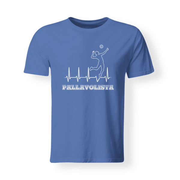 T-shirt Cuore pallavolista