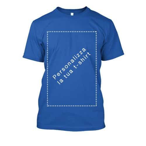 t-shirt personalizzata uomo
