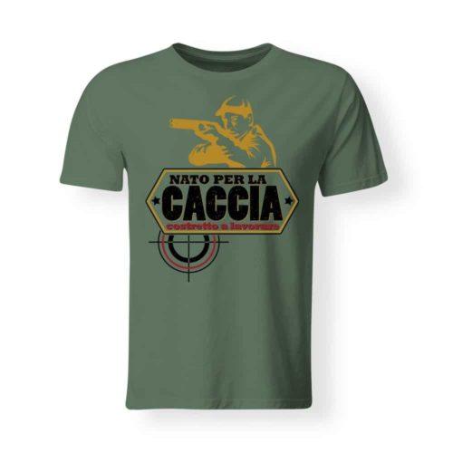 t-shirt Nato per la caccia
