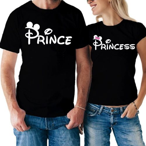 magliette Prince & Princess