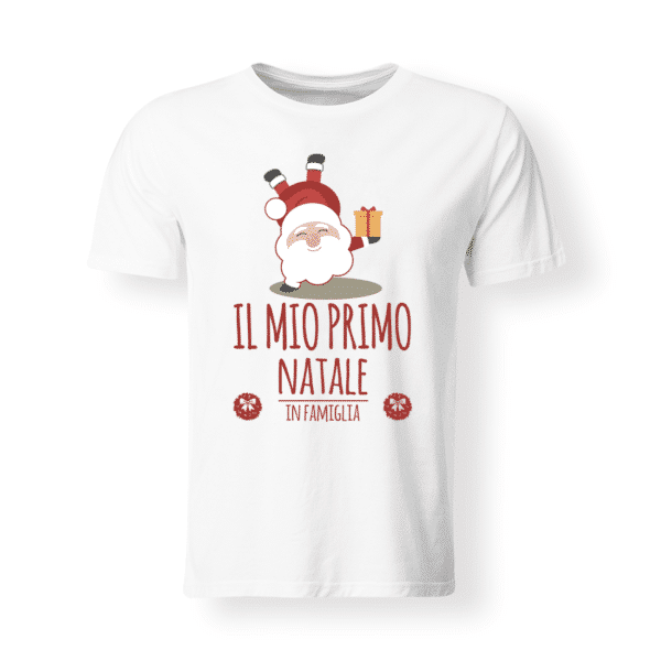 t-shirt da bambino/a natale
