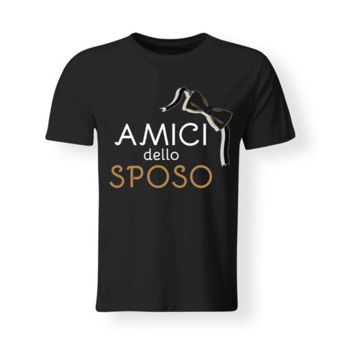 t-shirt team sposo