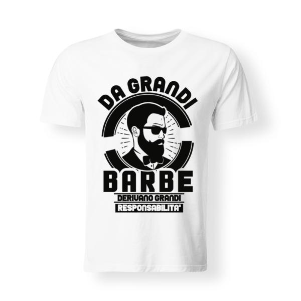 t-shirt Grandi barbe