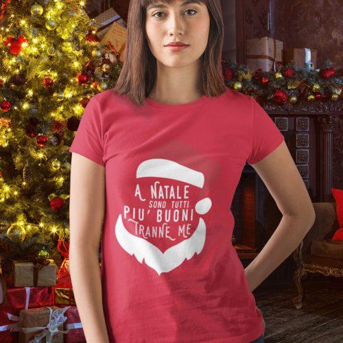 T-shirt da donna per Natale