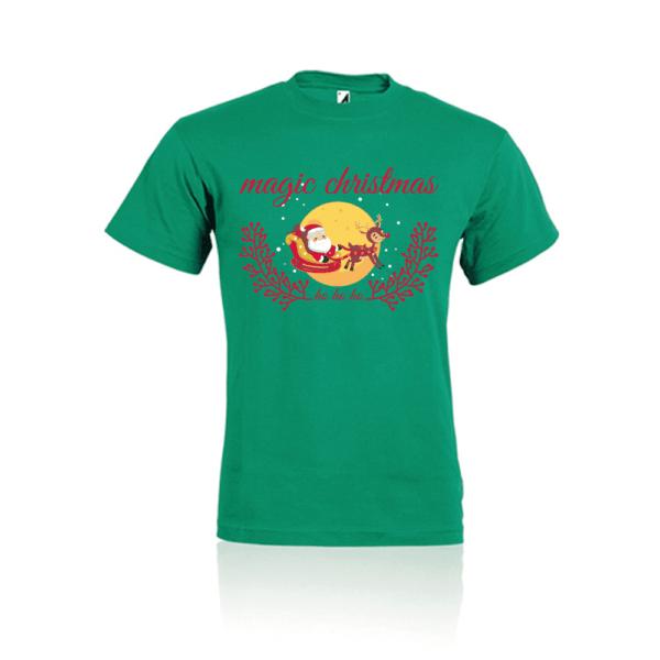 T-shirt bambino Magic Christmas