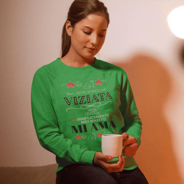 maglione donna natale