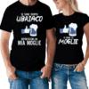 magliette divertente Marito & Moglie