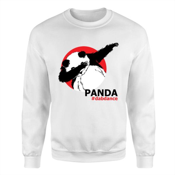 Felpa unisex panda