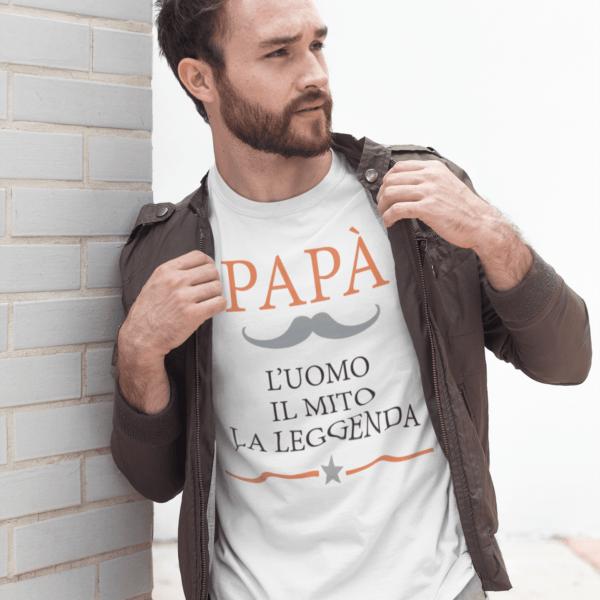 festa del papa t-shirt