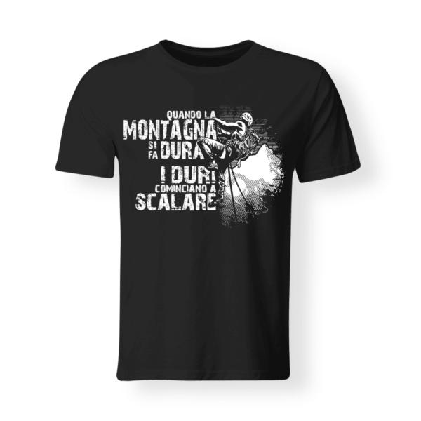 T-shirt divertenti montagna