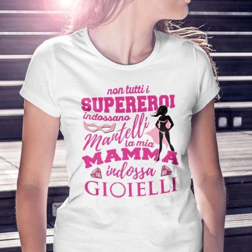 t-shirt super eroi