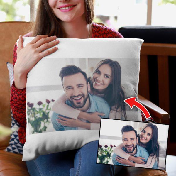 cuscini personalizzabili con foto
