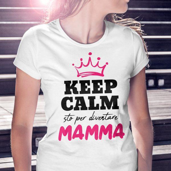 T-shirt Personalizzata Festa Della Mamma