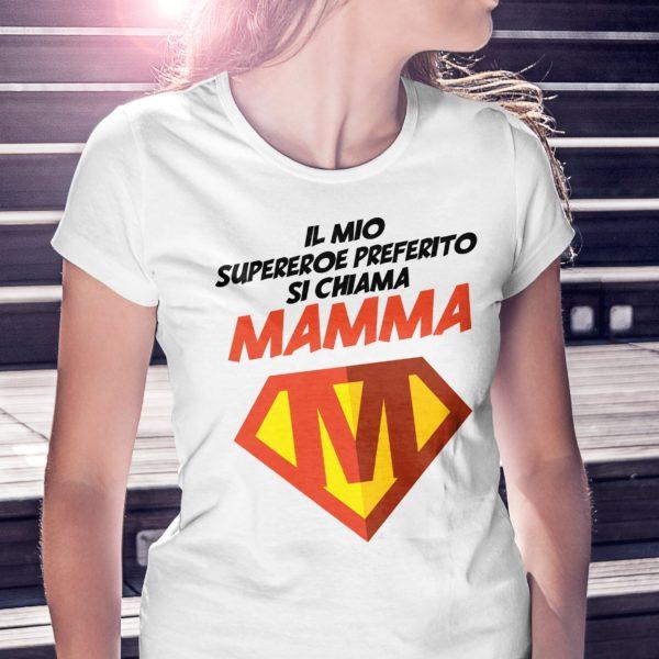 t-shirt festa della mamma