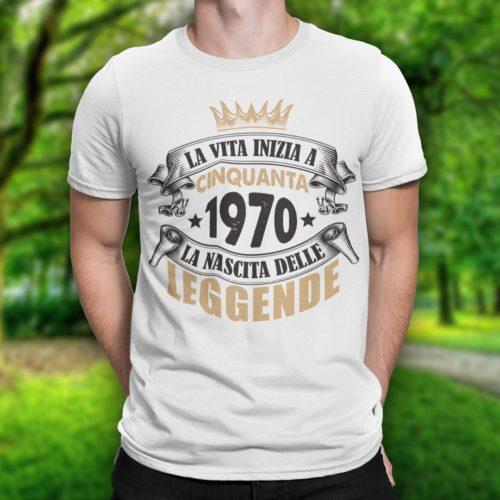 T-shirt Divertente Compleanno