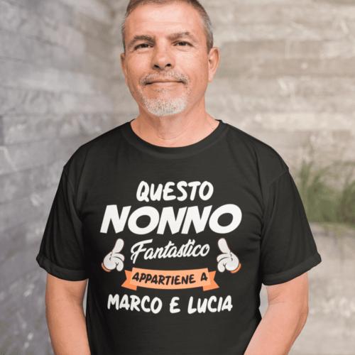 T-shirt Personalizzata per la festa dei Nonni
