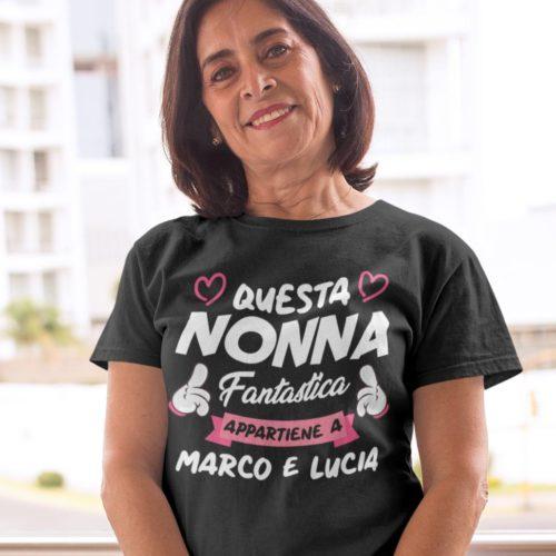t-shirt personalizzata festa dei nonni