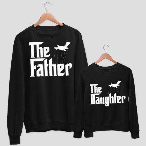 Felpa The father & Daughter