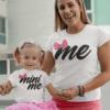 t-shirt mini me