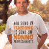 t-shirt personalizzata nonno
