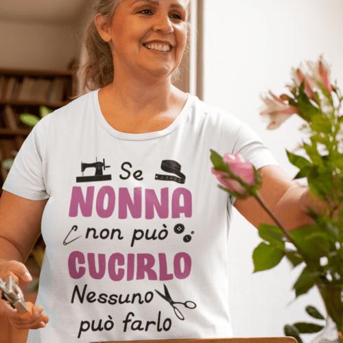t-shirt personalizzata nonna