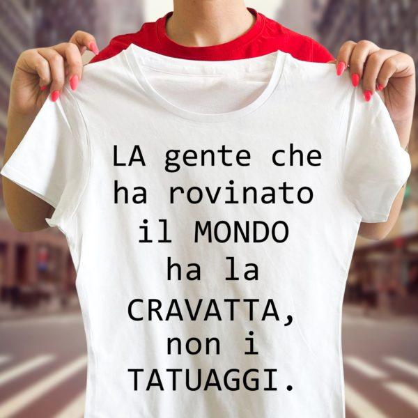T-Shirt Donna Divertente