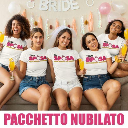 Addio Al Nubilato- T-shirt Personalizzate
