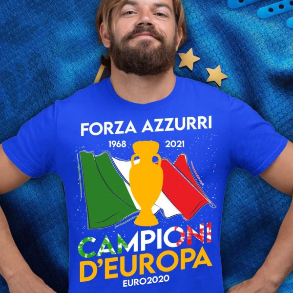Forza Azzurri t-shirt